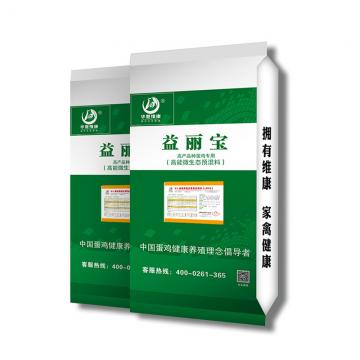 益丽宝——5%蛋鸡产蛋期复合预混合饲料KDN8352